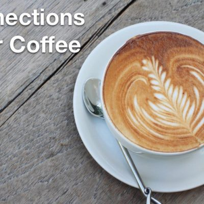 Connections Over Coffee ~ Pain is Power!